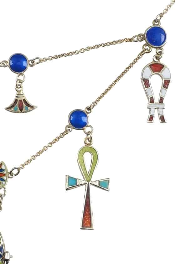 Antikschmuck-Egyptian-Revival-Collier-1258b